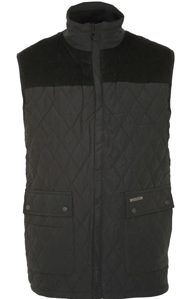 Champion Arundel Mens Bodywarmer Black 1