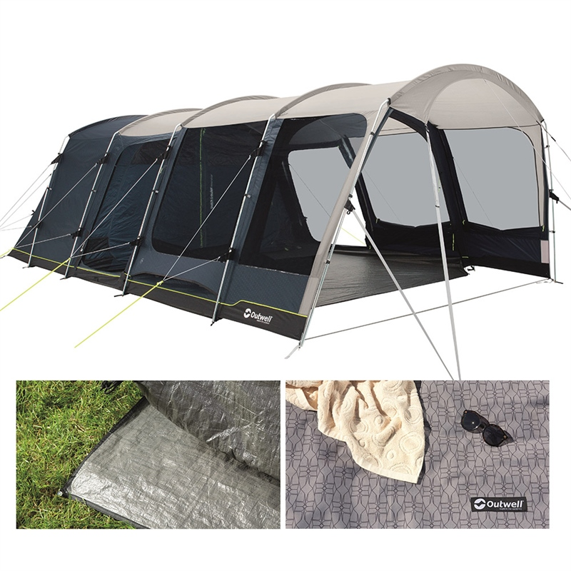 Outwell Colorado 6PE Tent Package Deal 2021 1