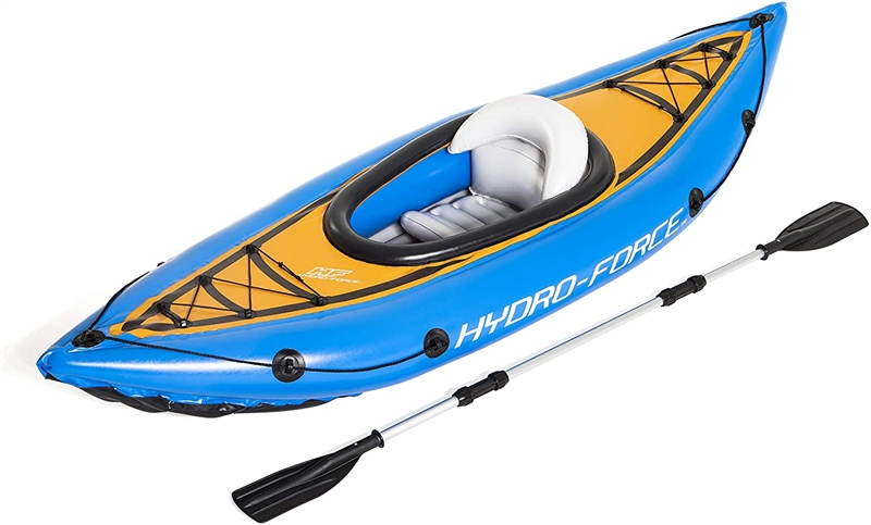 Bestway Hydro-Force Cove Champion Inflatable Kayak 1