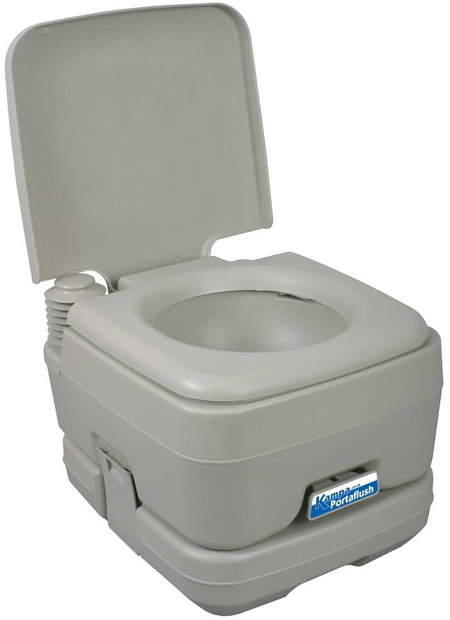 Kampa Portaflush 10 Portable Toilet | CampingWorld.co.uk