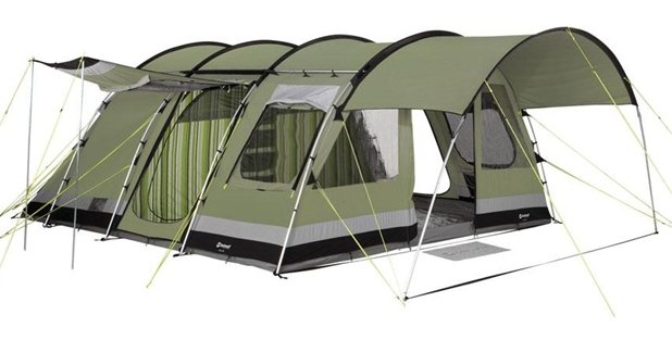 2010 Outwell Bear Lake 4  sc 1 st  C&ing World & 2010 Outwell Tents Now Available for Pre Order