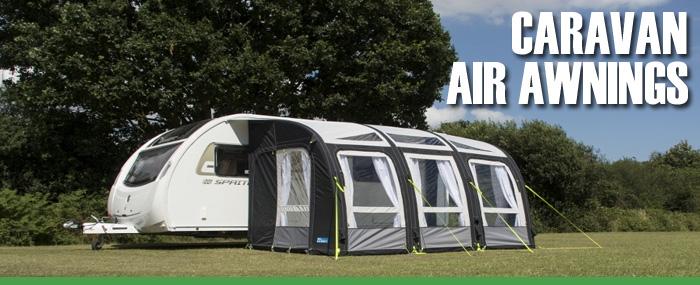 Air Awnings For Caravans 2016