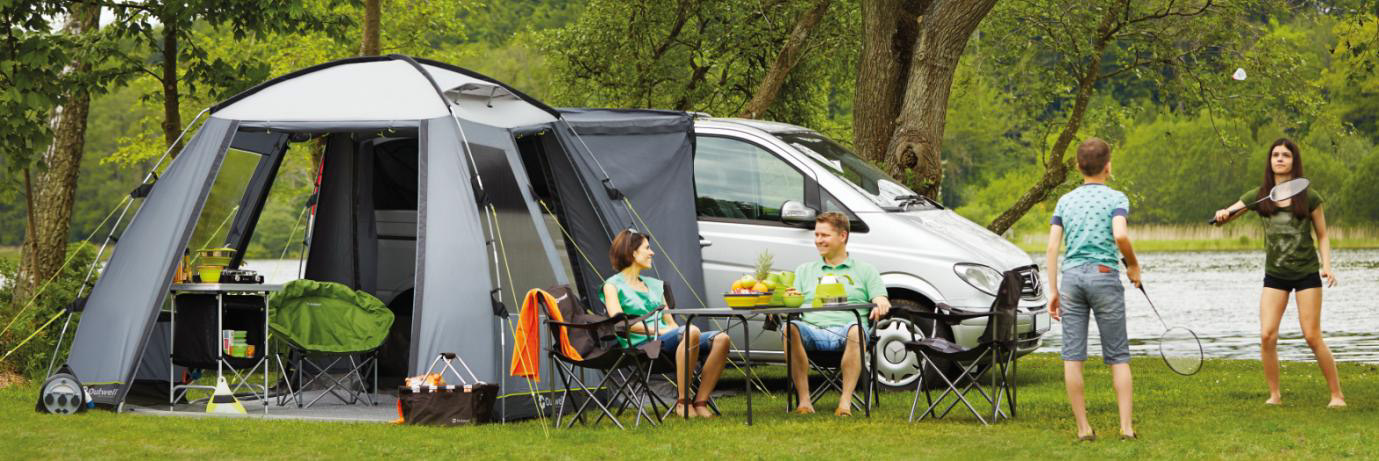 Add Valuable Living And Bedroom Space To Camper Vans