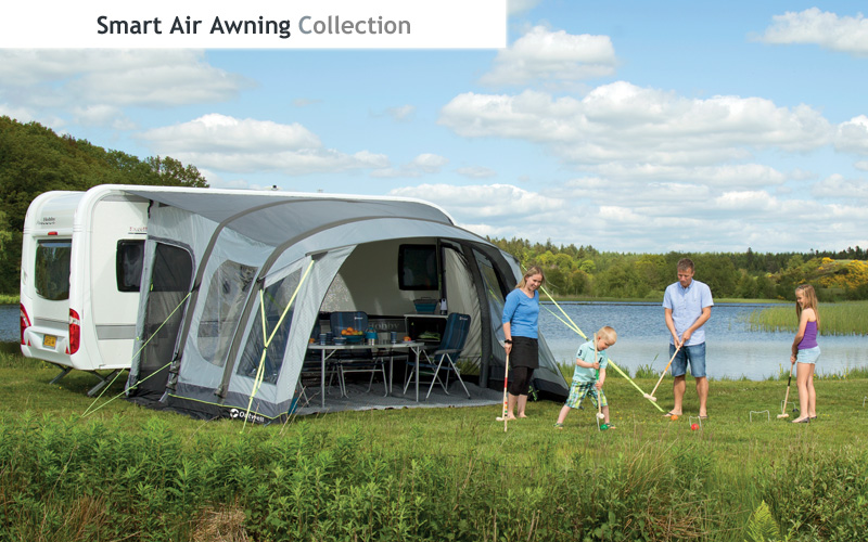 Taking Convenience And Comfort To New Levels Outwell Is Presenting A Strong Collection Of Inflatable Caravan Awning For 2015 Extending Living Space