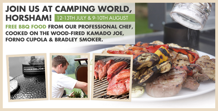 Camping World Woodburners Promotion